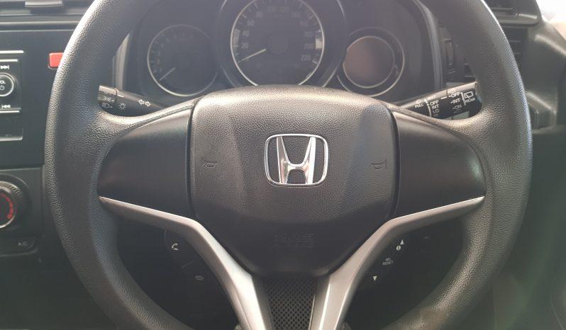 2017 Honda Jazz 1.2 Trend Manual full