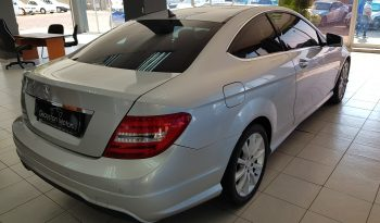 2014 Mercedes-Benz C 180 BE Coupe Automatic Edition C full