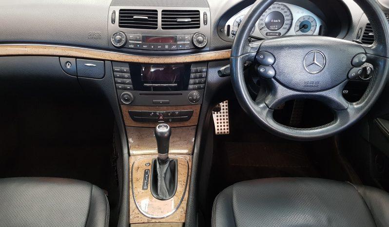 2009 Mercedes-Benz E200K Avantgarde full